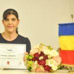 Laura Codruța Kovesi a venit să ridice premiul acordat de Societatea Timișoara