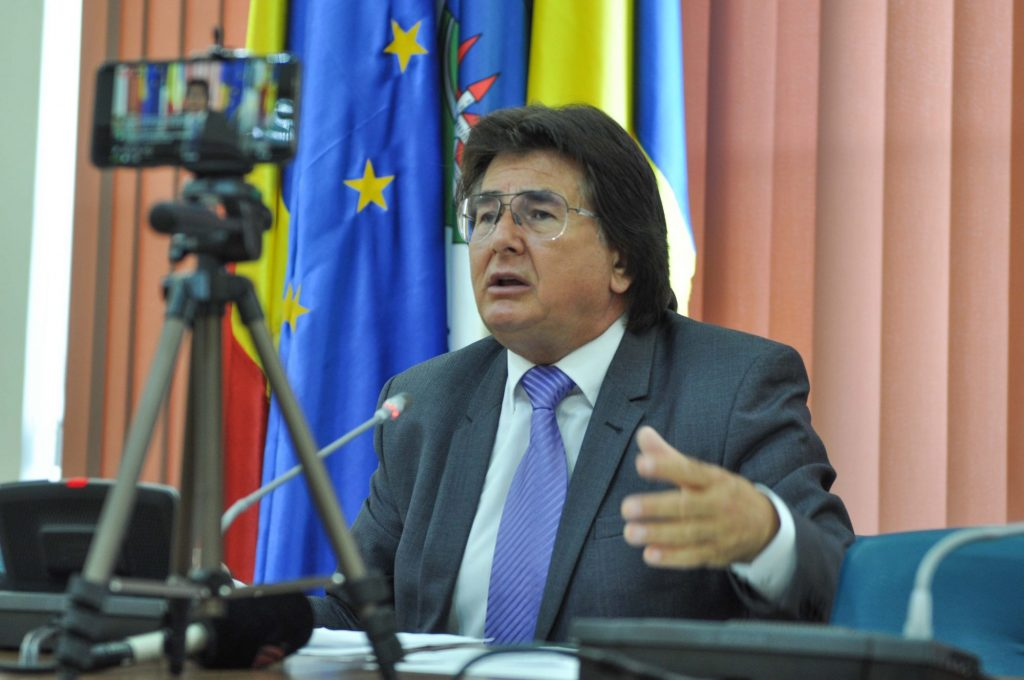 Primarul Nicolae Robu, suspect într-un dosar al DNA