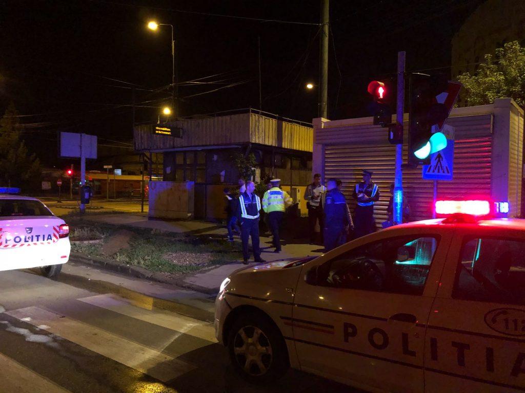 Razie de amploare în Timişoara. 16 persoane au ajuns la Poliţie în noaptea de sâmbătă spre duminică