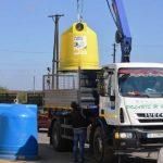 GIROC: Locuri în care s-au aplasat recipiente pentru colectarea sticlelor și borcanelor