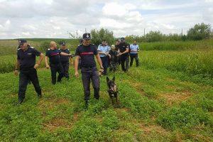 Misiune de căutare a salvatorilor ISU în Satchinez. Un bărbat a dispărut