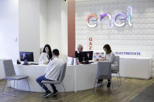 Magazinele Enel vor fi închise vineri