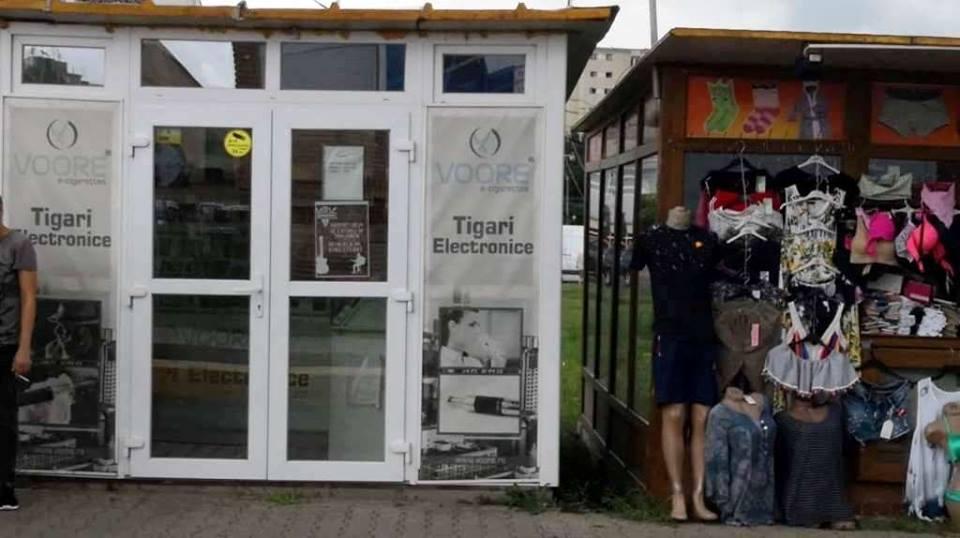 Poliția Locală a dispus desființarea unor chioșcuri amplasate ilegal, la Timișoara