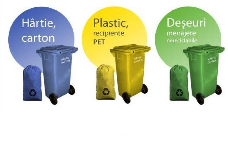 Importanța colectării selective a deșeurilor