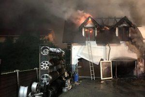 Pompierii au stabilit cauza incendiului la vulcanizarea din zona Șagului