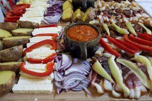 România 100, celebrată și prin rafinamentul gusturilor tradiționale, la Centrul de Cultură și Artă al Județului Timiș