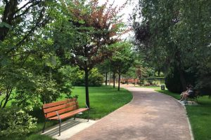 Un nou parc pentru locuitorii comunei Giroc