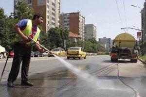 Alte străzi din Timişoara vor fi închise pentru salubrizare