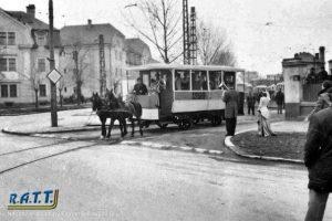 Timişoara aniversează 149 de ani de transport în comun