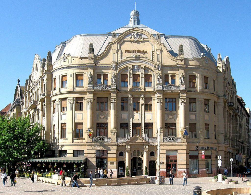 """Rectorul UPT: """"Universitatea Politehnica Timișoara crește în rankingurile internaționale"""""""