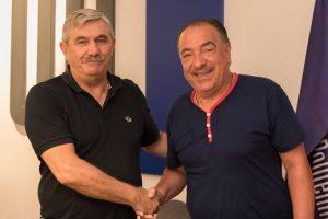 O legendă a fotbalului, la Universitatea Politehnica Timișoara