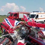Timişoreanul Sorin Bochiş, unul dintre piloţii implicaţi în accidentul aviatic din Suceava. Este în comă