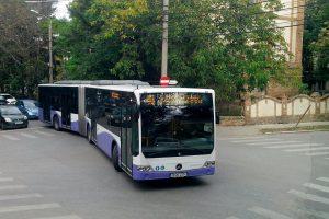 Lucrările programate pe Calea Aradului deviază circulaţia unor mijloace de transport