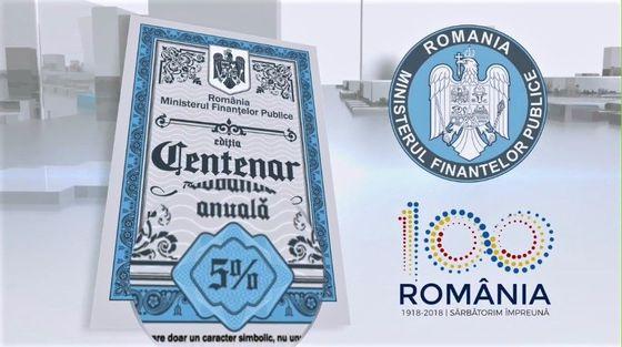 Mai sunt 10 zile în care românii pot cumpăra titluri de stat Tezaur – ediția CENTENAR