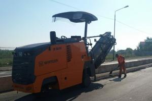 Lucrări de reparații pe DN 6 – Pasaj Remetea Mare