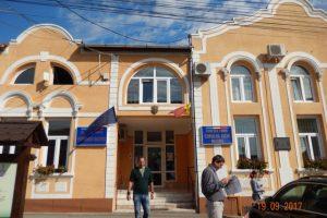 Clădirea Primăriei Buziaș reabilitată pe bani europeni