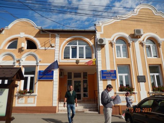 Program de sărbători la Primăria Buziaș