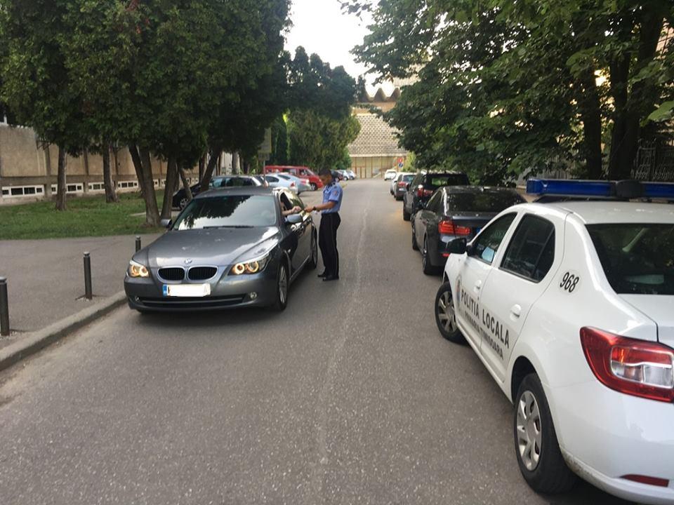 Fratelia și Steaua: polițiștii locali au reînceput acțiunile în cartierele orașului