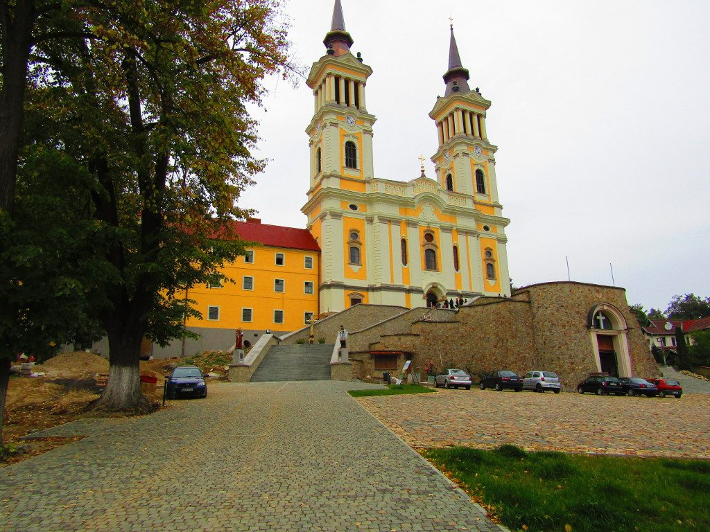 Programul slujbelor la Basilica Maria Radna