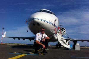 Pilotul Sorin Bochiş, tot în stare critică. 8 neurochirurgi îl îngrijesc