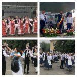 FOTO. A fost mare petrecere în comuna timișeană Biled