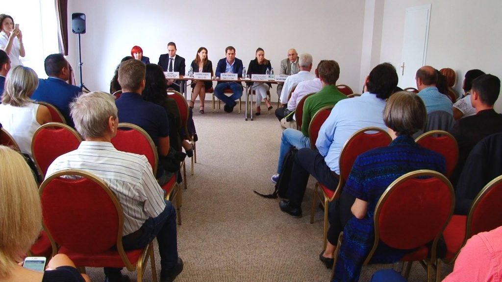 Parteneriat româno-bulgar la CCIAT