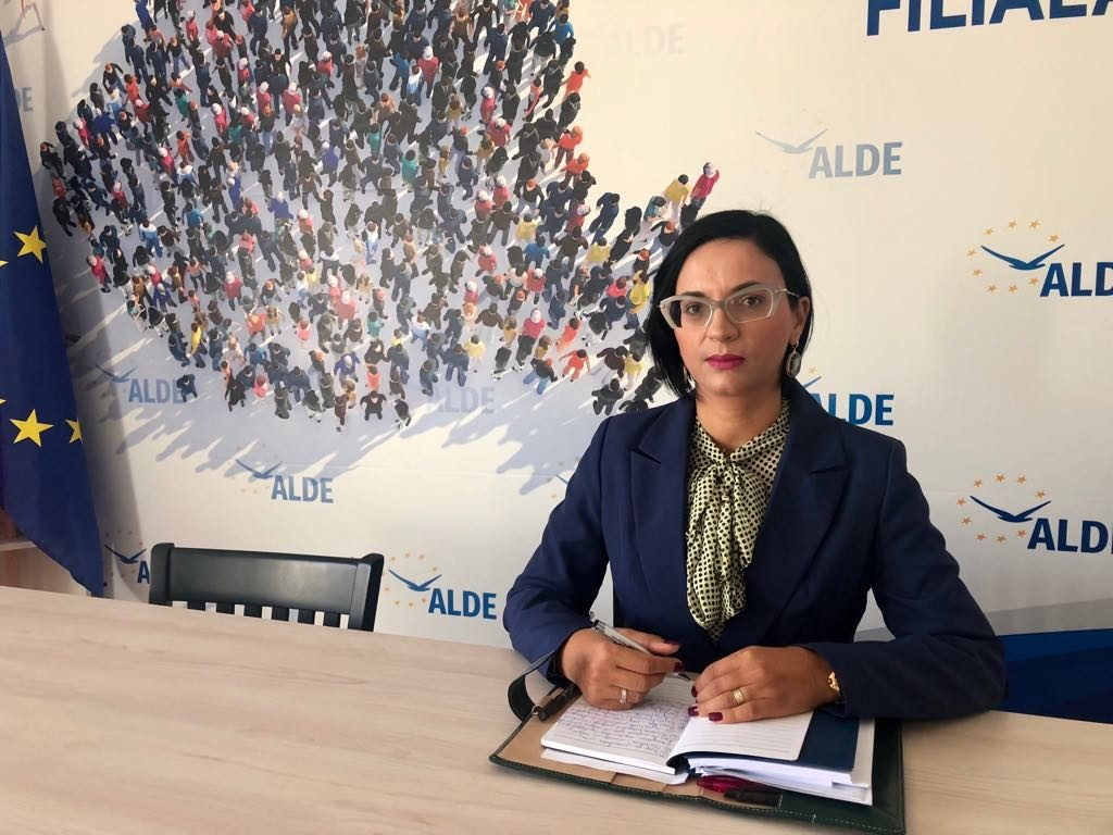 Medicul Alina Brie Lupu este noul președinte al Organizației de Femei ALDE Timiș