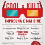 """""""Împreună e mai bine"""". Cool&Kult la spectacolele Teatrului Maghiar"""