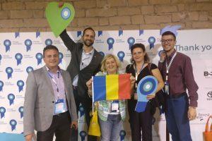 Opt echipe își prezintă ideile inovatoare de business și concurează pentru finala internațională ClimateLaunchPad