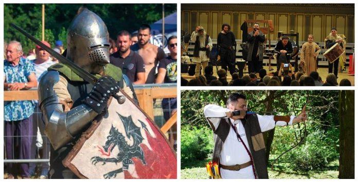 Festival medieval la Arad