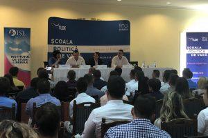 Tineretul ALDE Timiș, prezent la Școala Politică de Vară