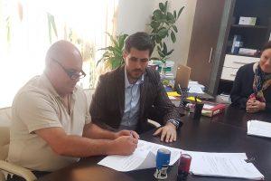 Filiala județeană a Asociației comunelor din România va avea sediu și centru de pregătire profesională la Șag