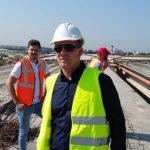 """Secretarul de stat ALDE Ovidiu Sîrbu: """"Proiectul ce va lega aeroportul """"Traian Vuia"""" Timișoara de Gara de Nord începe să prindă contur"""""""