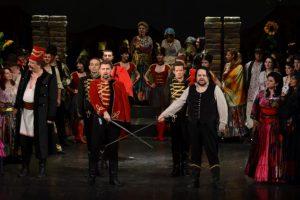 Seri cu operă și operetă în aer liber, la Timișoara
