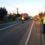 Trafic blocat la Pecica după ce un pieton a fost accidentat mortal