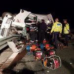 Accident mortal la ieşirea de pe A1 în judeţul Arad