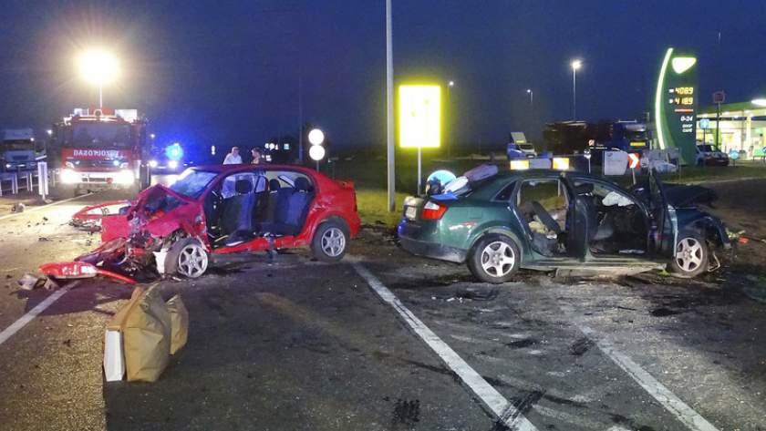 Accident dezastruos, cu români, în Ungaria. Sunt 3 morţi şi 6 răniţi