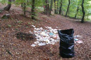 Acțiune de ecologizare a comunei Moravița. Cetățenii, chemați să dea o mână de ajutor