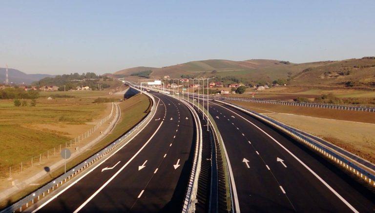 S-a deschis un tronson al autostrăzii Transilvania