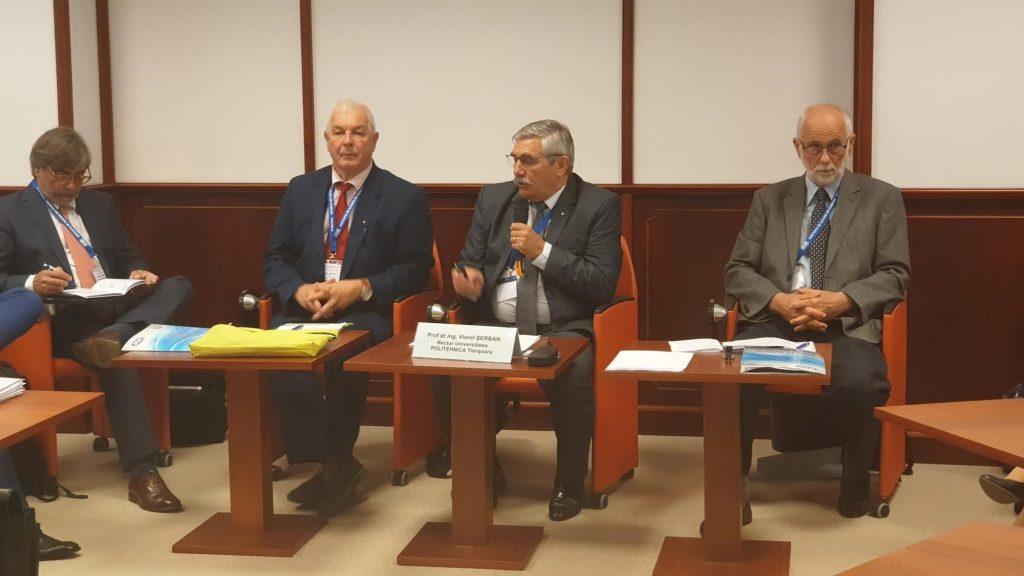 Specialiști din domeniul construcțiilor metalice, reuniți la Universitatea Politehnica Timișoara