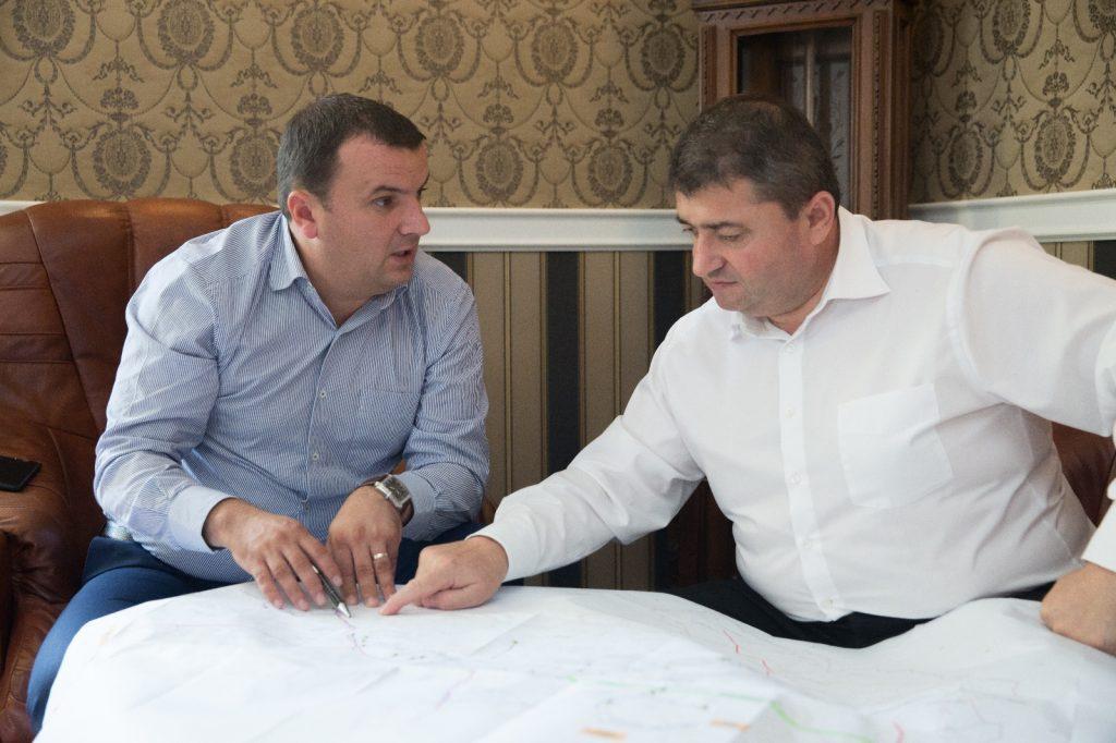Proiect important pentru Timiş, discutat de liderul CJT cu ministrul Economiei