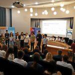 Timișoara este gazda elitei elevilor din România și Republica Moldova