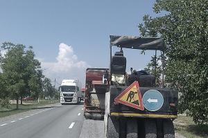 Ce drumuri naţionale din vest intră în reparaţii