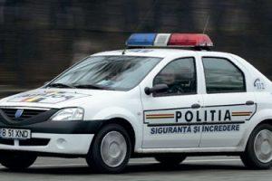 Timişorean, prins de poliţişti după ce a furat o maşină în Arad