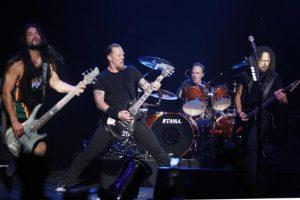 Biletele la concertul Metallica din Bucureşti, puse în vânzare