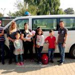 Nouă cetățeni irakieni opriţi de poliţiştii de frontieră timişeni din drumul spre vestul Europei