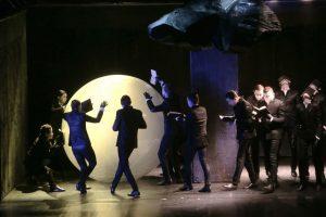 TNTm, premiat de UNITER pentru Cel mai bun spectacol de teatru. RAMBUKU va fi prezentat la Cluj