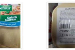 Mai multe sortimente de alimente, retrase de piață. Ar putea fi contaminate cu Listeria