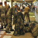Ziua Armatei sărbătorită la Timișoara! Expozitie de echipamente și tehnici de intervenție în caz de prim-ajutor