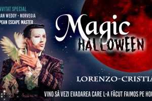 Magia Halloween-ului va cuprinde Timișoara